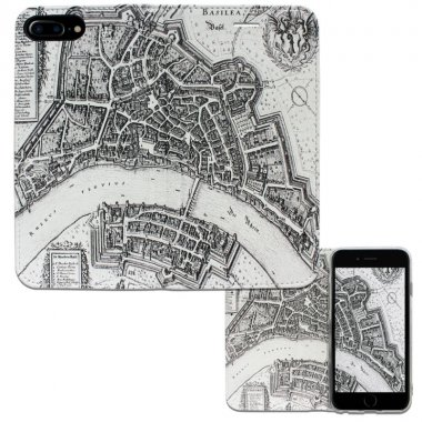 Basel Merian Panorama Case - iPhone 6/6S/7/8 Plus
