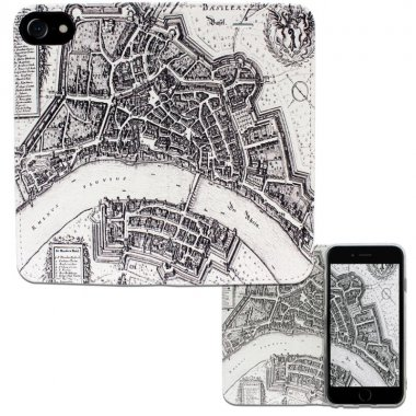 Basel Merian Panorama Case - iPhone 6/6S/7/8
