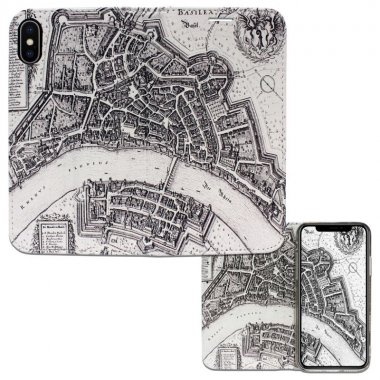 Basel Merian Panorama Case - iPhone X/XS