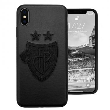 FC Basel Stitch Case 1k BoB - iPhone X / XS
