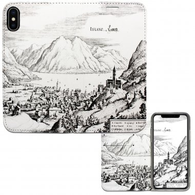 Lugano Merian Panorama Case - iPhone X/XS